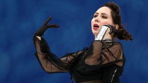 Вайцеховская — Туктамышевой: «Не уходи. Ты не представляешь, как нужна женскому фигурному катанию»