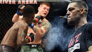 Адесанья доминировал, Морено вошел в историю, а Диаз был в шаге от сенсации. Как прошел турнир UFC 263