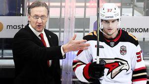 Скандал в КХЛ: великого Ковалева выбесил экс-капитан молодежки. Раньше Костин провоцировал американских фанатов