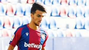 Еще один россиянин дебютировал в чемпионате Испании. 19-летний Севикян хочет повторить судьбу Черышева