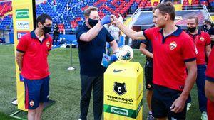 Слуцкий вернулся на Песчанку спустя 3,5 года и, кажется, лишил ЦСКА Лиги чемпионов. Все решил видеоповтор на 88-й