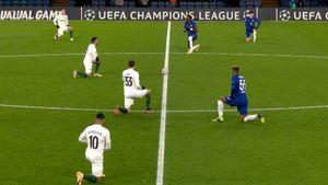 «Позорное поведение». Реакция англичан на игроков «Краснодара», которые не встали на колено перед игрой с «Челси»