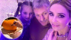 «Ювелирная работа!» Навка показала, как Песков вырезает для дочери тыкву на Хэллоуин: видео