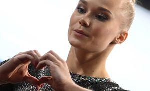 Гимнастка Мельникова стала четырехкратной чемпионкой Европы