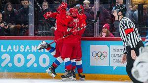 Россия разорвала Финляндию в полуфинале юношеских ОИ — 10:1. За золото наши будут рубиться с США