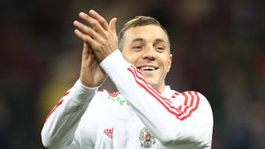Дзюба пожелал удачи женской сборной в ответном стыковом матче Евро с Португалией: «Вам по силам все преодолеть»