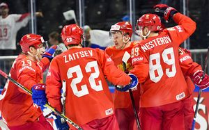 Кто достанется в соперники сборной России в плей-офф ЧМ. Все варианты — от Канады до Латвии