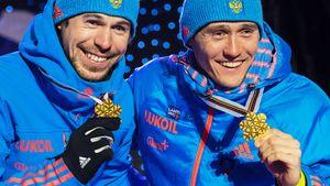 Сегодня старт лыжного сезона. Вспоминаем, как Устюгов и Крюков стали чемпионами мира после падения соперников