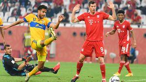 «Бавария» выиграла клубный чемпионат мира, победив в финале «УАНЛ Тигрес»