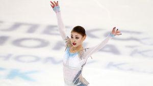Косторная побила мировой рекорд вфинале Гран-при, Загитова— 2-я вкороткой программе