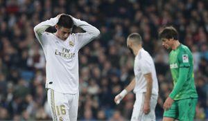 «Реал» прервал свою 21-матчевую беспроигрышную серию
