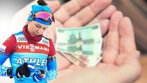 «Работаю за 10 тыс». Биатлонистка Васильева вернулась после дисквалификации и разрыдалась на камеру из-за зарплаты