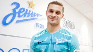 «Зенит» вернул воспитанника из Норвегии. Он забивал голы, а теперь может заменить Лунева