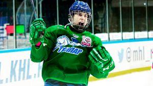 Самый талантливый башкир XXI века. Амиров забивает за «Салават» и врывается в фавориты драфта НХЛ