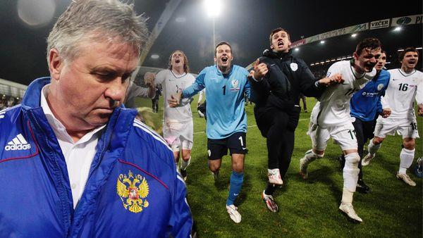 Словения закончила сказку Хиддинка, 11 лет назад оставив мощную сборную России без ЧМ. Сегодня мы можем отомстить