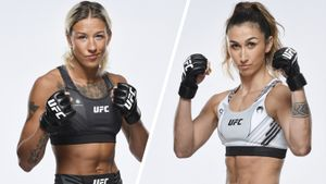 Девушка из Казахстана однажды опозорилась в UFC, а ей снова дали опасную соперницу. Прогноз на бой Агапова— Мазо