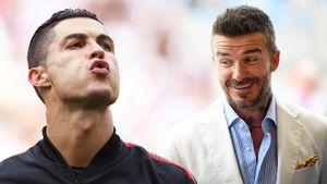 Бекхэм хочет купить Роналду в свой клуб уже в 2021 году. Дэвид строит грандиозный проект в США