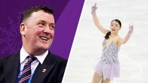 Главная соперница русских фигуристок перешла к экс-тренеру Медведевой. Орсер поможет Кихире взять медаль Олимпиады?