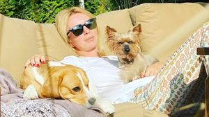Пропавшая собака Ягудина и Тотьмяниной нашлась