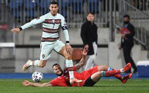 Португалия в гостях одержала волевую победу над Люксембургом