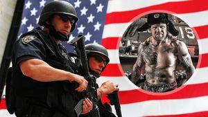 Монсон: «В России полиция не вселяет такой страх, как в Америке»