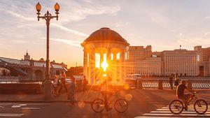 Где кататься на велосипеде в Москве: 10 красивых маршрутов