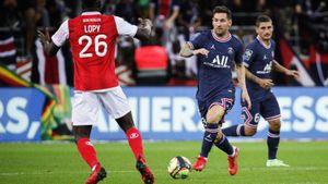 Дубль Мбаппе принес «ПСЖ» победу над «Реймсом» в дебютном матче Месси