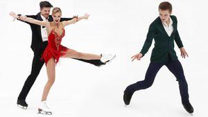 Команда Медведевой побеждает банду Загитовой после двух видов: Степанова/Букин и Коляда устроили топовое шоу