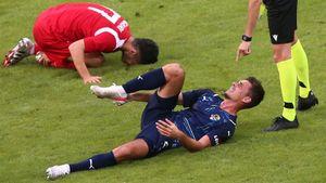 Федотов рассказал о характере повреждения Юсупова в матче с «Кешлей», из-за которого футболист был заменен
