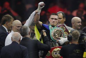 Украинский борец Грицай вызвал боксера Усика на бой без правил: «Не тебе решать, чей Крым»