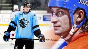 В КХЛ появился родственник Гретцки? Форвард «Динамо» Грецкий родился в городе, где жил дед канадца