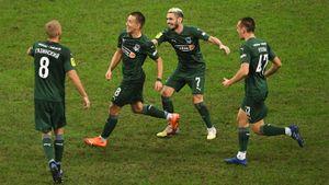 У России — три клуба в Лиге чемпионов. «Краснодар» пишет историю, вновь обыграв ПАОК и впервые выйдя в группу