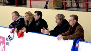 Успехи учеников идочери Тутберидзе, визит Плющенко. ВСаранске стартовал юниорский чемпионат России