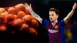 «Я не мешок картошки». Ракитич высказался о своем будущем в «Барселоне»