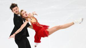 Степанова/Букин вернулись на лед спустя 11 месяцев и выиграли ритм-танец на чемпионате России. Крутой камбэк