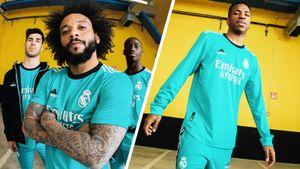 «Реал» представил третью форму на сезон-2021/22