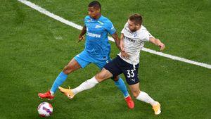 «Зенит» пропустил первым, но переломил ход матча и обыграл «Крылья». Как это было