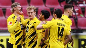 Дортмундская «Боруссия» на 90-й минуте ушла от поражения в матче с «Кельном», «Вольфсбург» выиграл у «Вердера»