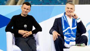 «Мыпервые без ключевого игрока— Кокорина. Откуда критика?». «Зенит» встретился сболельщиками