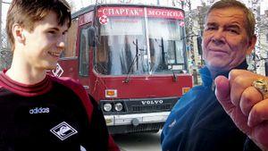 «Вылез чудак с бейсбольной битой — как двинул по окну!» Как игроки «Спартака» гнались на автобусе за «девяткой»