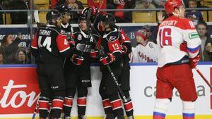 Россия была круче Канады, но проиграла матч за 20 секунд. Впереди решающая битва Суперсерии