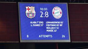 Камбэк «Ливерпуля», 2:8 «Барсы» от «Баварии» и еще 8 самых захватывающих матчей десятилетия. Версия Sport24