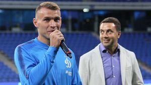 «Я не лазутчик и не враг. Я пришел защищать цвета большого и великого клуба». Паршивлюк — о «Динамо» и «Спартаке»