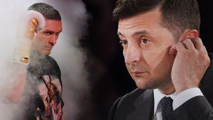 «У Зеленского большие проблемы». Украинский боксер Усик — о Крыме, коронавирусе, Али и встрече с инопланетянами