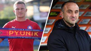 Главный тренер «Пюника» избил российского футболиста своей команды