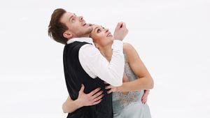 Кацалапов и Синицина прокомментировали победу в ритм-танце на командном чемпионате мира в Осаке