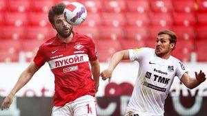 «Спартак» минимально обыграл «Урал» после вылета из Лиги чемпионов. Как это было