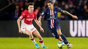 Огненная рубка «Монако» вПариже: Головин начал две голевые атаки (нозапорол момент), итог— 3:3