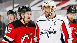 Овечкин — в полнейшем порядке! Забил 725-й гол в НХЛ, догнал великого Халла и отдал суперпас на Кузнецова