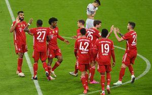«Бавария» победила «Байер» и оторвалась от «Лейпцига» на 10 очков в Бундеслиге